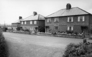 Burton In Lonsdale, The Council Houses, Ingle View c.1960