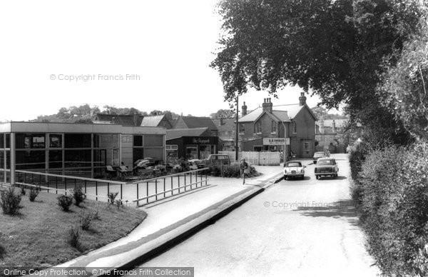 Burton Joyce, Meadow Lane c.1965