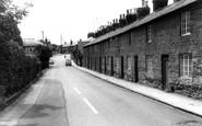 Burton Latimer, Church Street c.1965