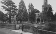 Burton Latimer, The Church c.1965