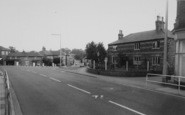 Burton Latimer, The High Street And Church Street c.1965