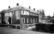 Burton, Manor College c.1960