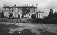 Burton-On-The-Wolds, Burton Hall c.1960