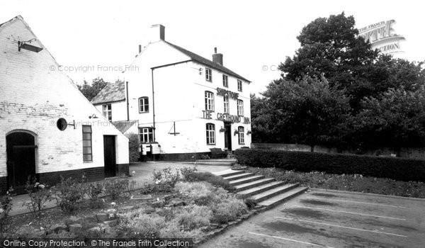 Burton On The Wolds, Greyhound Inn c.1960