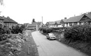 Burton-On-The-Wolds, Seymour Road c.1960