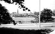 Burton-On-Trent, Trent Bridge 1961