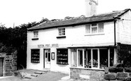 Burton, Post Office c1965
