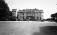 Burton Upon Stather, Normanby Hall c.1965