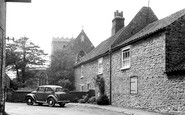 Burton Upon Stather, St Andrew's Church c.1955