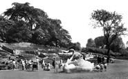 Burton Upon Trent, Stapenhill Gardens 1961