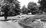 Burton Upon Trent, Stapenhill Gardens c.1960