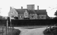 Burwash, Bateman's, Rudyard Kipling's House c.1955