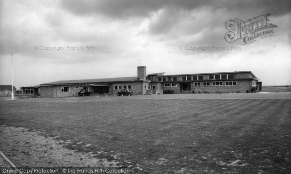 Burwell, New School c.1960