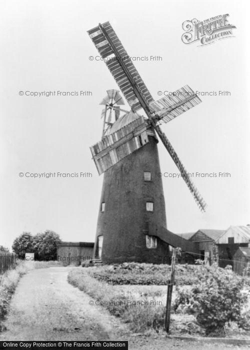 Burwell, Steven's Mill c.1955
