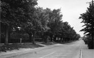 Burwell, The Causeway c.1955
