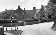 Bury, Crossroads c.1955