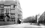 Bury, Fleet Street 1895