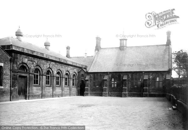 Photo of Bury, Grammar School 1895