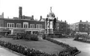 Bury, Kay Gardens c.1955