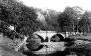 Bury, Nuttall Bridge 1896