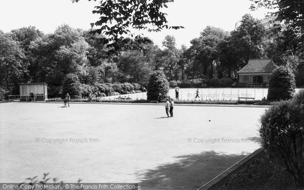 Bury, Rochdale Road Park c.1955