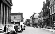 Bury St Edmunds, Abbeygate Street c.1950