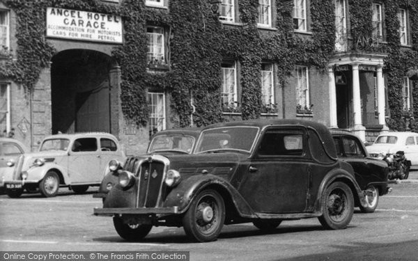 Bury St Edmunds, Morris 10 Car c.1955
