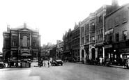 Bury St Edmunds, Town Hall 1929