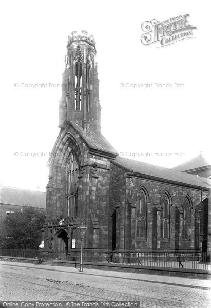 Bury, St Marie's Roman Catholic Church 1895