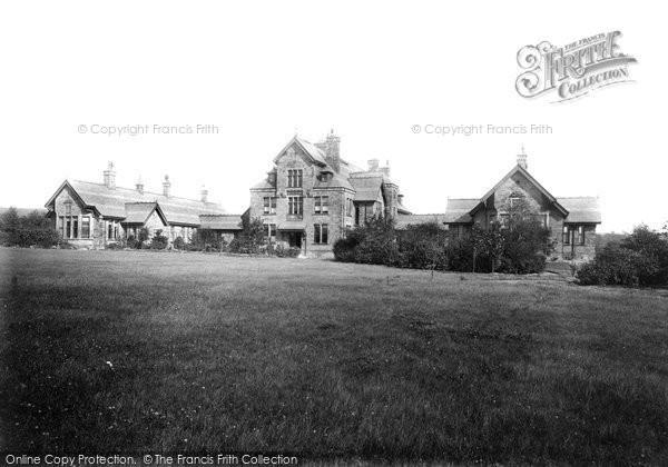 Bury, The Infirmary 1895
