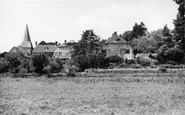 Bury, The Manor c.1960