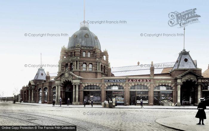 Bury, The Market 1902