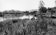 Bury, The River Arun c.1960