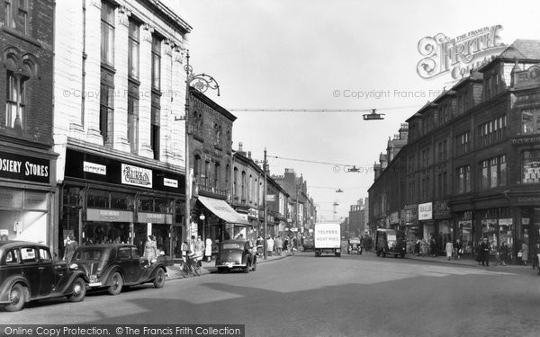 Bury, The Rock 1950