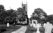 Bury, Walmersley Church 1897