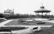 Bury, Walmersley Road Recreation Ground 1895