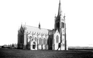 Bury, Walshaw Church 1895