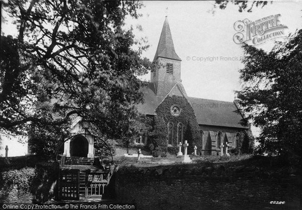 Busbridge, Church Of St John The Baptist 1910