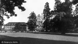 Bushey Heath, Rosary Priory c1955