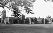 Bushey, Masonic Senior Boys School c.1955