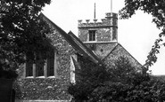 Bushey, Parish Church Of St James c.1955