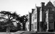Bushley, Bredon School c.1960