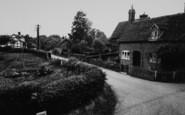 Bushley, Church End c.1960