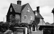 Bushley, Double Gates Farm c.1960