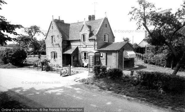 Bushley, Post Office c.1960