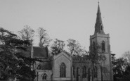 Bushley, The Church c.1960