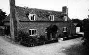 Bushley, The Cottage c.1960
