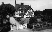 Bushley, The Old School House c.1960