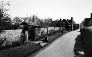 Bushley, The Village c.1960