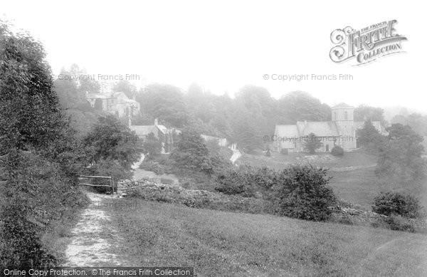 Bussage, Village 1910
